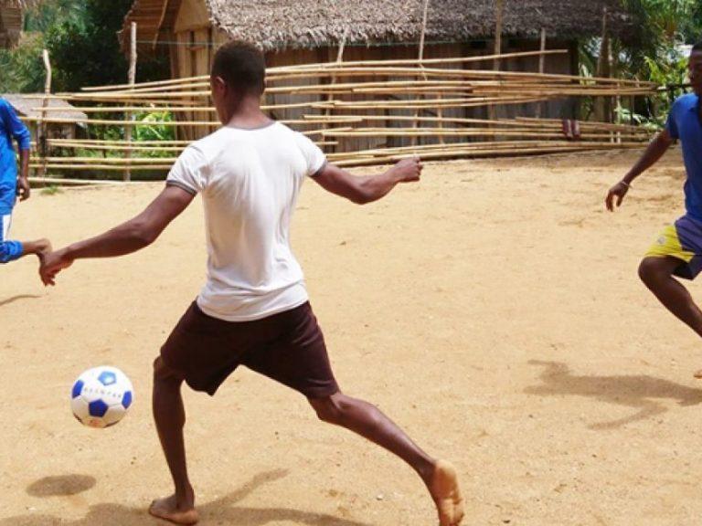 Sunshine in Nosy Komba Football Tournament 2