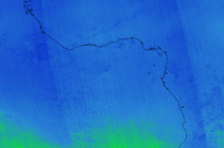 Ozone de Sentinel-5P