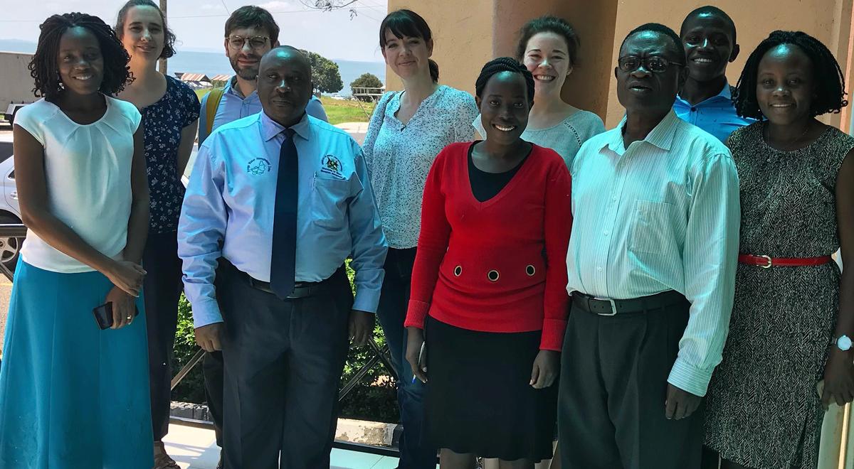 DFMS Workshop Uganda March 2018