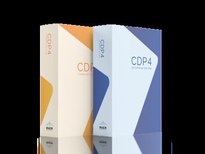 CDP4 Product Mockup