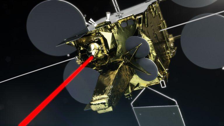 EDRS A. Image copyright: ESA