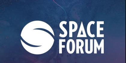 Space forum logo