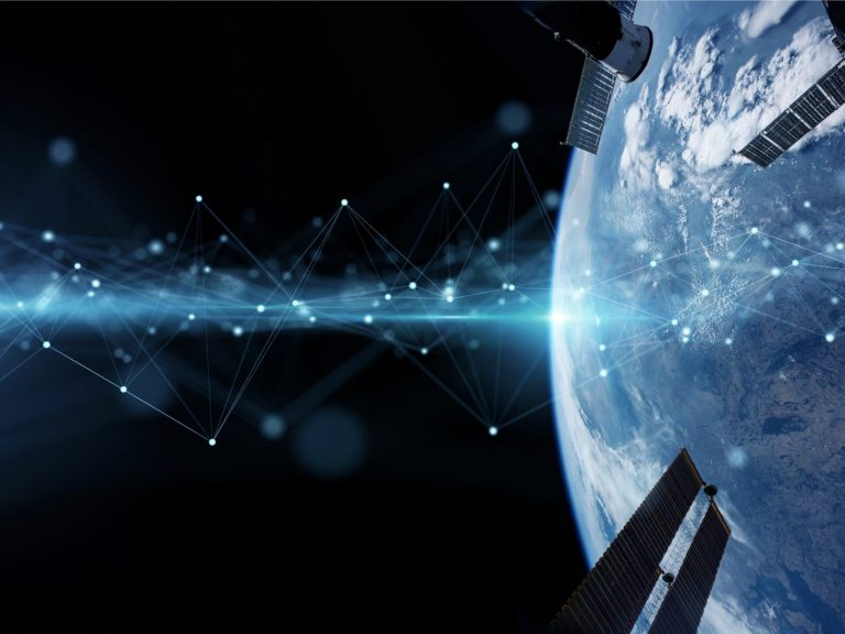 RHEA Group provides the digital infrastructure used to connect space information systems
