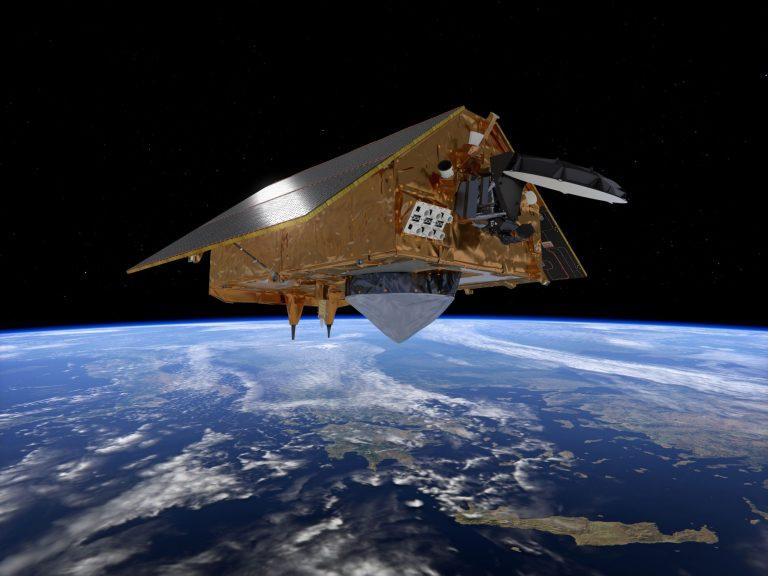 Sentinel 6 charting sea level for Copernicus
