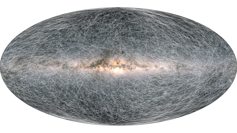 Gaia's stellar motion for the next 400,000 years