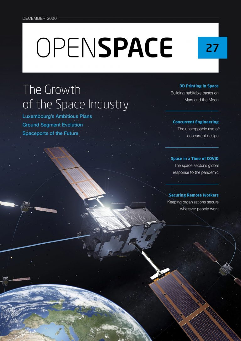 OpenSpace 27 Cover