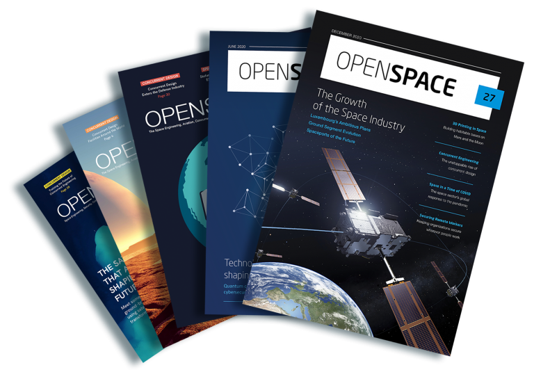 Openspace magazines series