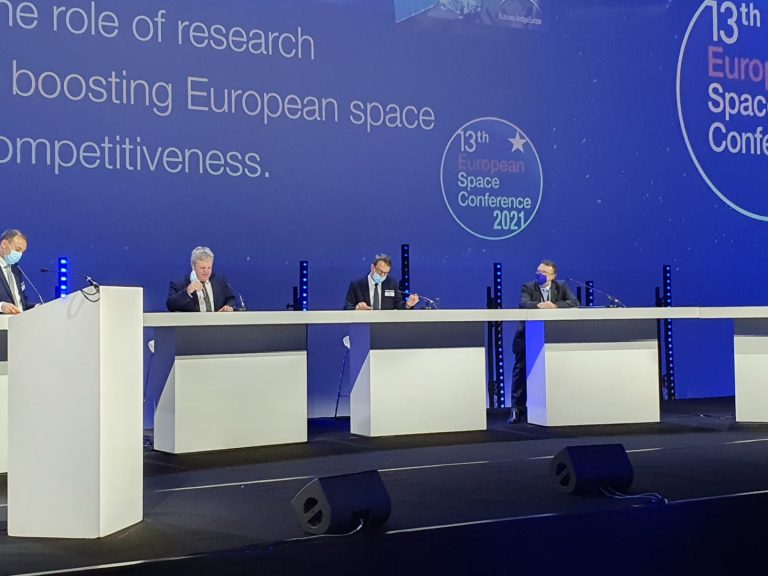 RHEA Group at the 13th European Space Conference