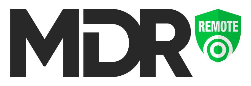 RHEA Group MDR Remote logo
