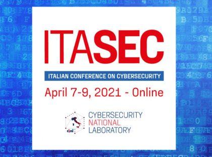 ITASEC 2021