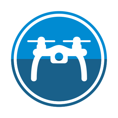 RHEA Group drone icon