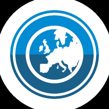 RHEA Group global Europe icon