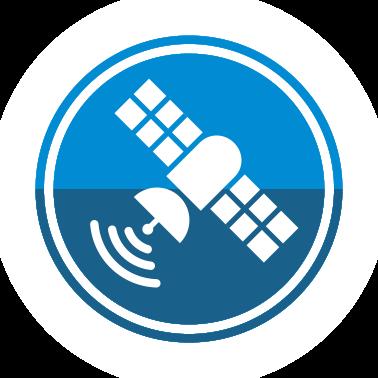 RHEA Group satellite icon