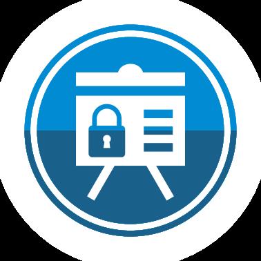 RHEA Group security training icon