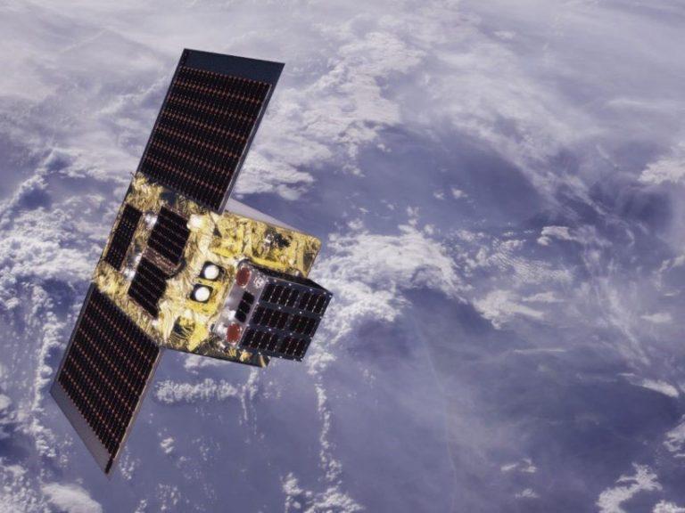 Astroscale ELSA-d mission - copyright Astroscale