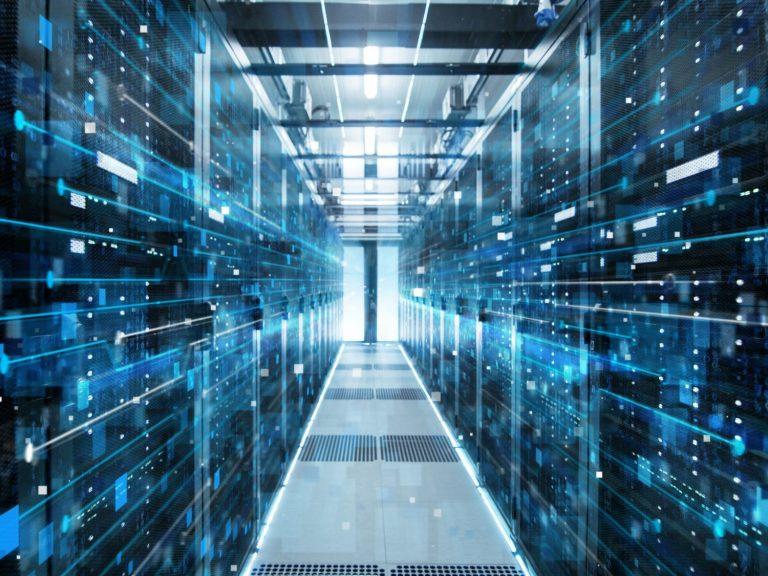 Serveurs de données utilisés pour la gestion des données