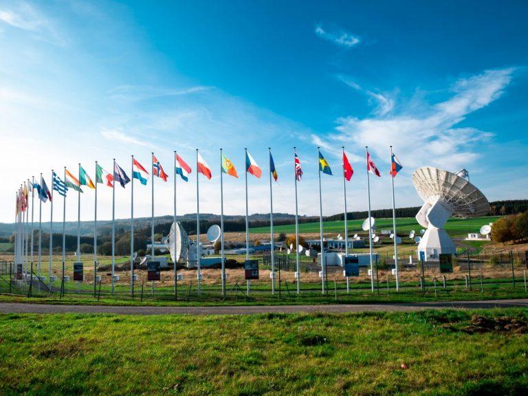 ESA Centre in Redu, Belgium