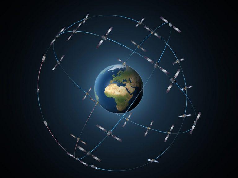 Constellation Galileo. © ESA-P. Carril