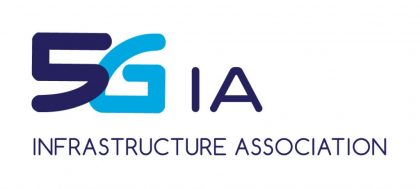 Logo of the 5G Infrastructure Association