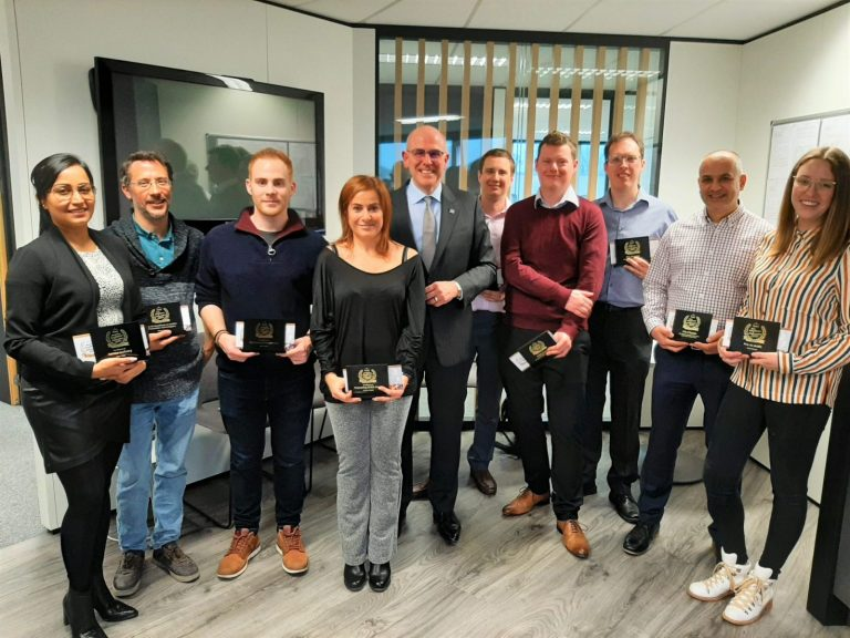 RHEA Excellence and innovations awards winners 2019