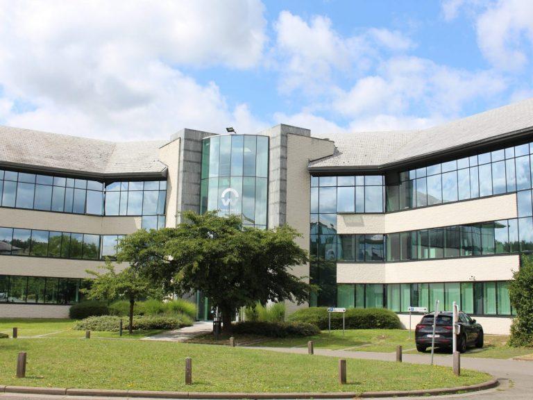 RHEA Group head office in Wavre, Belgium