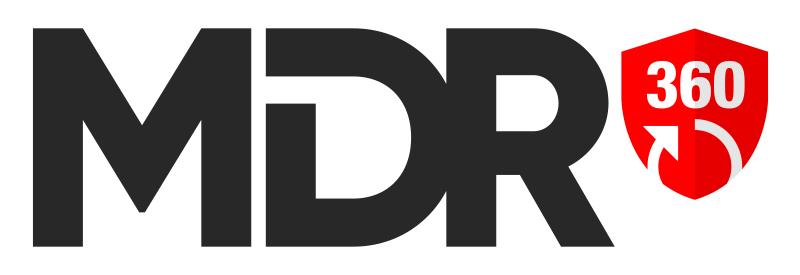 Logo MDR 360 du Groupe RHEA