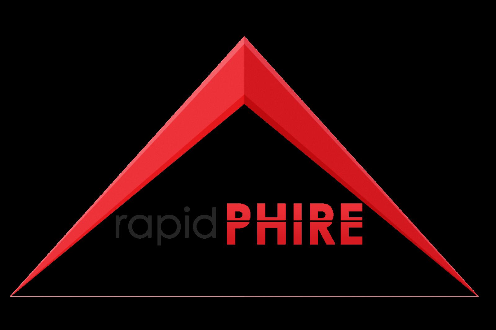 RHEA Group rapidPHIRE logo