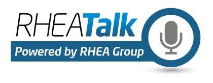 RHEA Talk logo