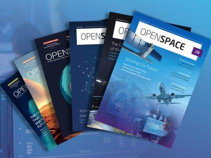 OpenSpace 28 magazine promotional image