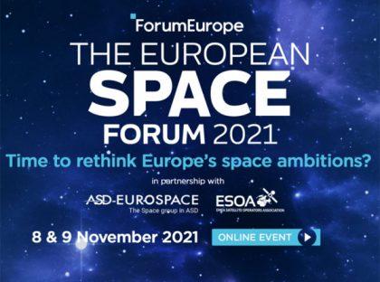 European Space Forum 2021