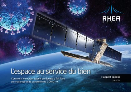 Space for Good report cover (French)